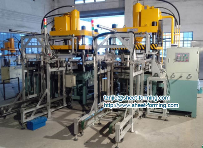 fully automatic ceiling tile making machine