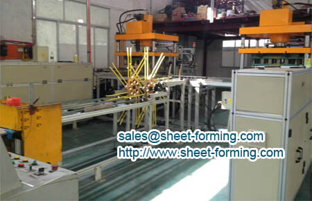 aluminum ceiling sheet perforation line