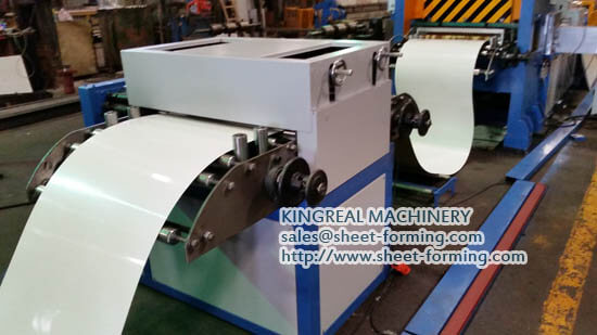 KINGREAL CEILING PLATE PERFORATION LINE