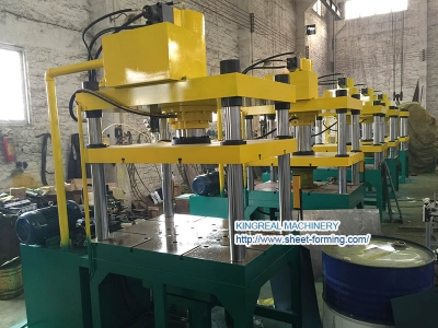 Metal Ceiling Panel Bending Forming Press and Molds