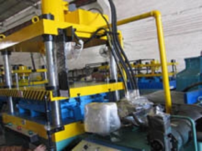 Galvanized Steel Sheet Perforation Production Line