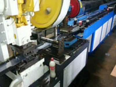 Aluminum Grill Ceiling Roll Forming Machine...